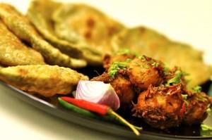 Bengali Food: Matarshutir Kachuri & Aloo Dum Bengali style