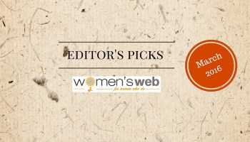 Editors Pick of the Month