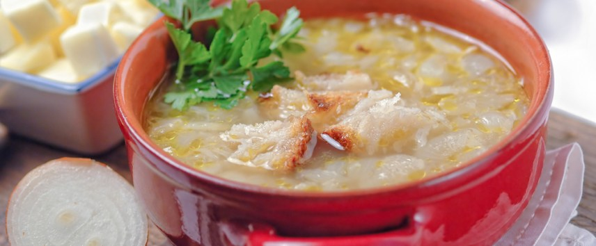 how to make a nourishing clear soup