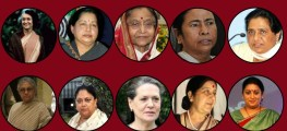 Indian female politicians