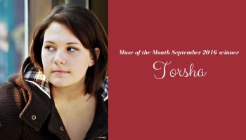 Muse of the Month September 2016 winner 1