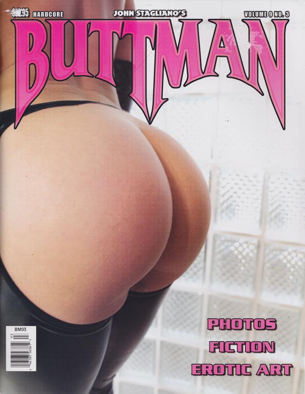 ebony buttman magazine