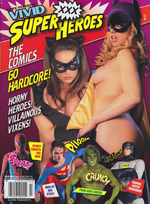 superwoman super hot