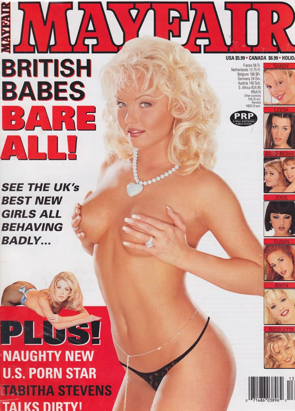 mayfair magazine nude lesbian