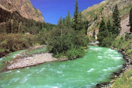 Pakistan. It is the upper valley of the Swat River, which rises in the