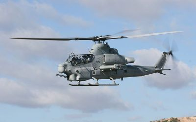 AH-1Z Viper, USA Helicopter