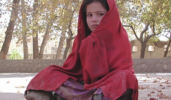 Young Afghani Girl