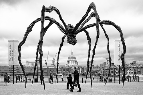 Louise Bourgeois's Spider