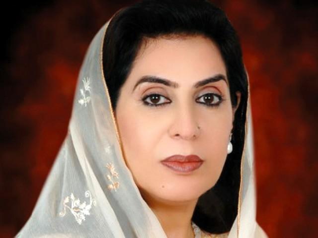 Syeda Abida Hussain