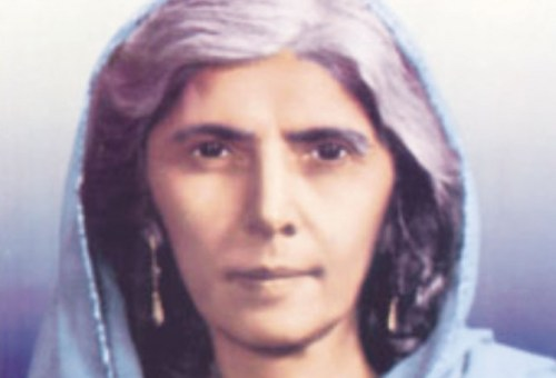 First Pakistani Women