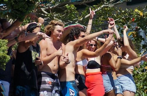 Top 10 Party Schools 2014