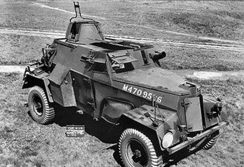 Humber LRC Mk IIIA