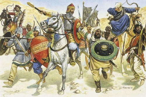Mamluks Warriors