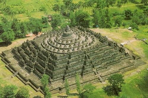 Borobudur Ινδονησία