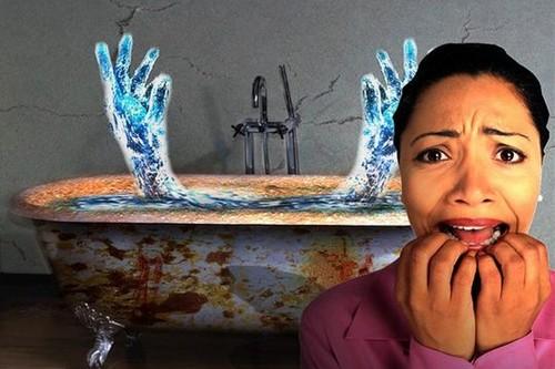 10 Strangest Phobias Ablutophobia