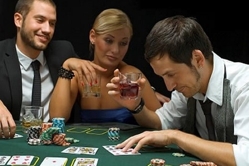 Poker Player Bets His Wife