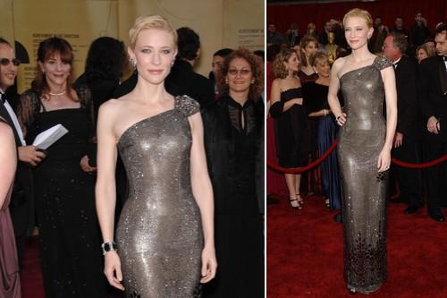 Cate Blanchett, 2007 Oscar