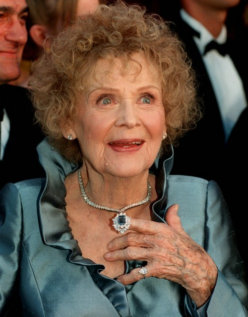Gloria Stuart ($20 million) jewelry
