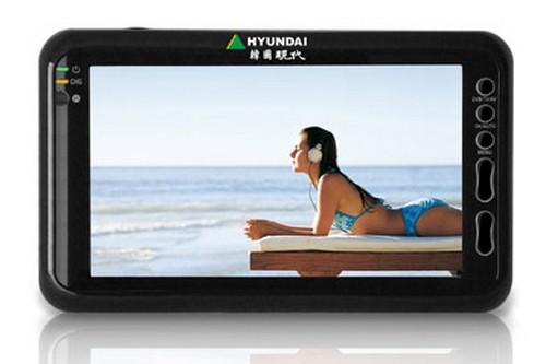Portable TV