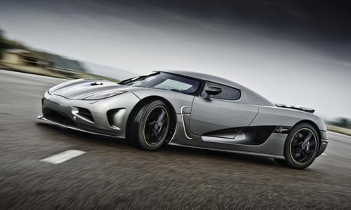 سریع ترین خودرو های سال 2015 جهان