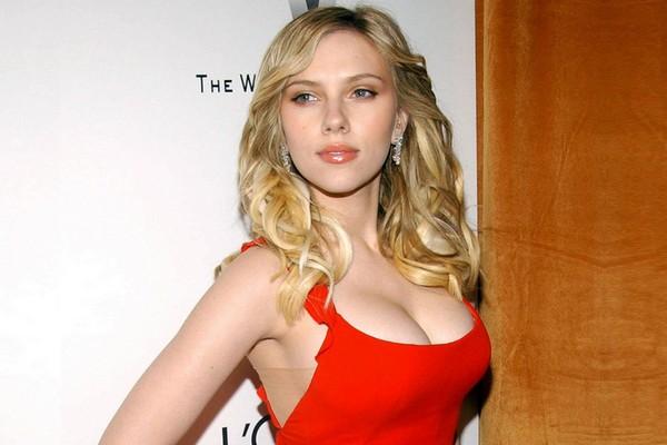 Sexiest Hollywood Actresses Scarlett Johansson