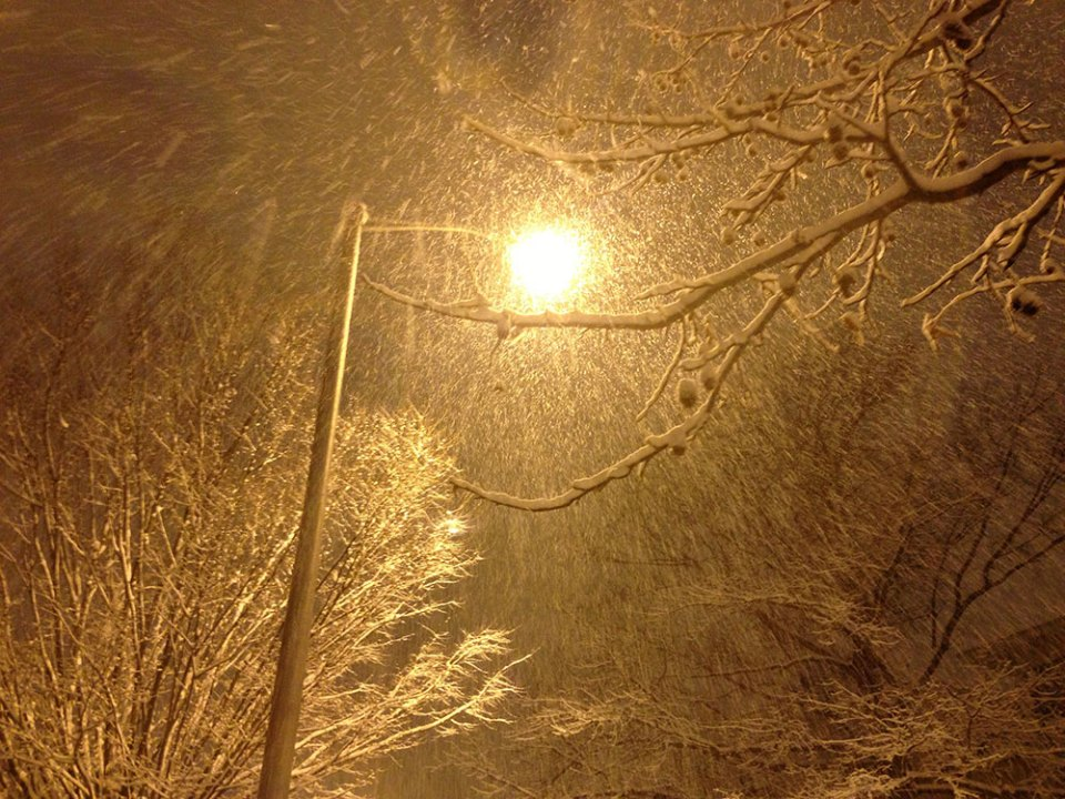 light-snow