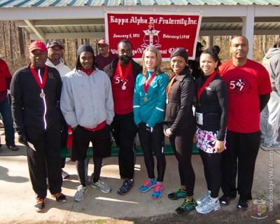 Woodbridge Kappas » First Annual 5K Run/Walk 2013