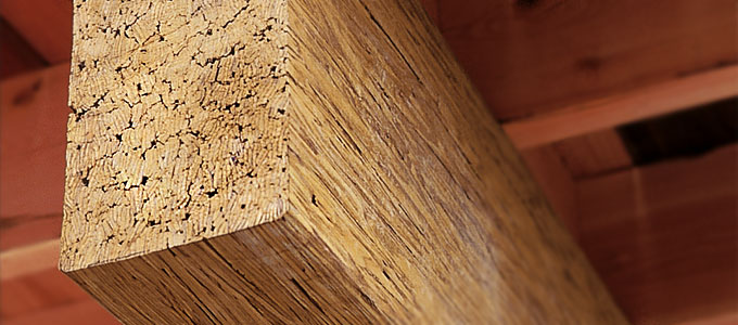 Comparing Trus Joist® Parallam® PSL and Commodity 24F-V4 Glued Laminated Timber