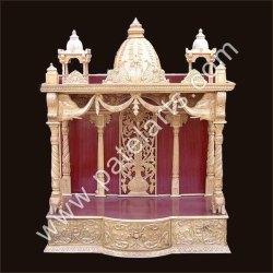 Marvelous Home Wooden Temple Design Ideas Ideas House Design