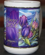 mug purple tulips side 2