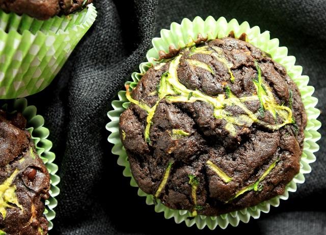 Zucchini Muffins 4 640px