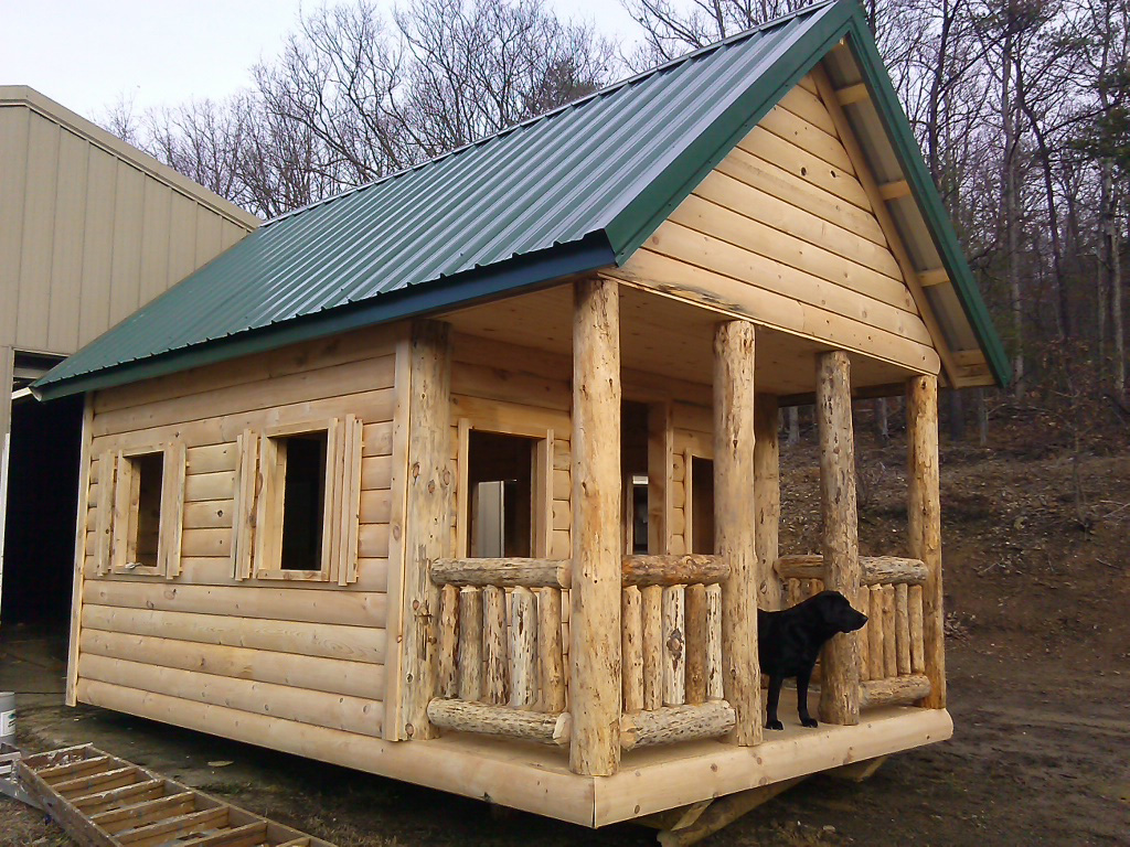Log Wood Siding ~ Woodmaster tools testimonials