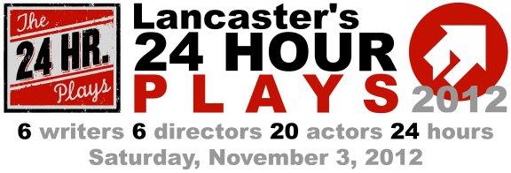 24 Hour Plays 2012 Details
