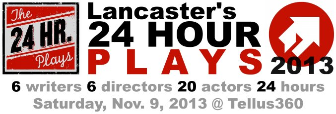 24 Hour Plays 2013