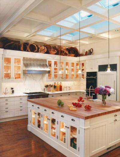 20 Stylish and Budget-friendly Ways to Decorate Above Kitchen Cabinets