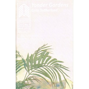 Yonder Garders comic book