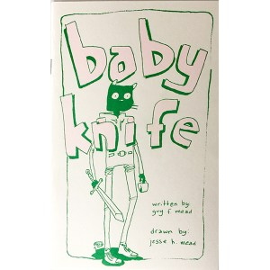Baby Knife comic