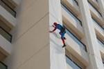 Spiderman-edificio