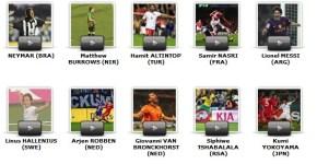 los mejores goles del 2010