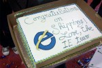 Torta de Internet Explorer a Firefox
