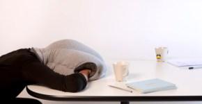 Bolsa para dormir en el trabajo 2