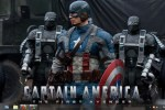 Fondos de escritorio capitan America Windows 7