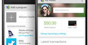 Google Wallet en Android 2.3