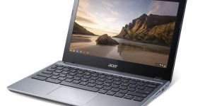Laptop barata Acer Chromebook C720