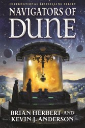 Navigators of Dune Cover
