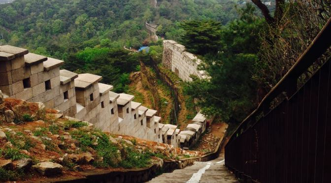 South Korea – Hiker's Haven (Seoul Fortress Wall)