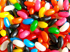 Jelly Beans - The inspiration for Jelly casual get togethers