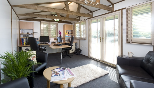 garden offices charlie dalton u0027 home office in the