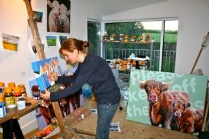 Work from Home Wisdom - unusual home working jobs, Jackie Spurrier