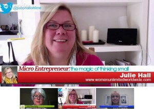 WU Google Hangout The Challenges of working from home